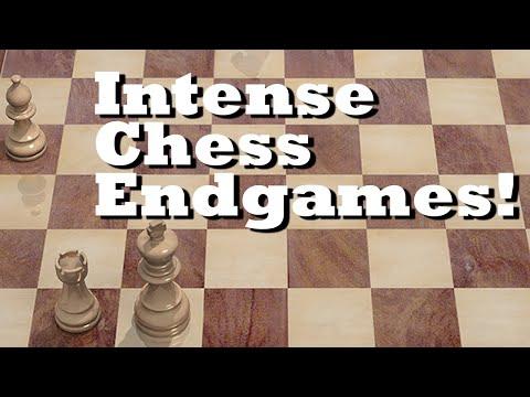 Intense Chess Endgames! | Insane in the Endgame – GM Varuzhan Akobian
