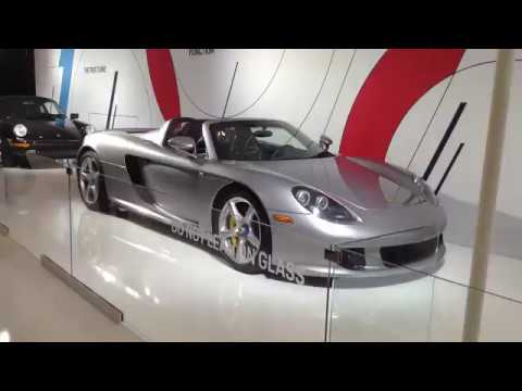 2004 Porsche Carrera Gt In Seal Grey With A 57 Litre Engine 2018