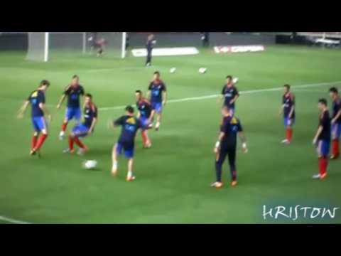 Juan Mata Owned Raul Albiol - Amazing Skill !
