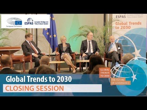 ESPAS Global Trends to 2030, Closing Session, 17 November 2016