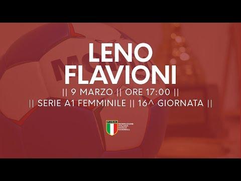 Serie A1F [16^]: Leno - Flavioni 26-20
