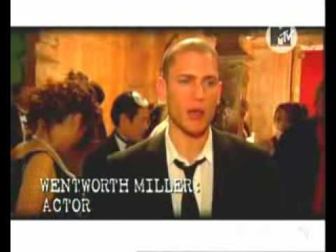 """Wentworth Miller: Making of """"It's Like That"""""""