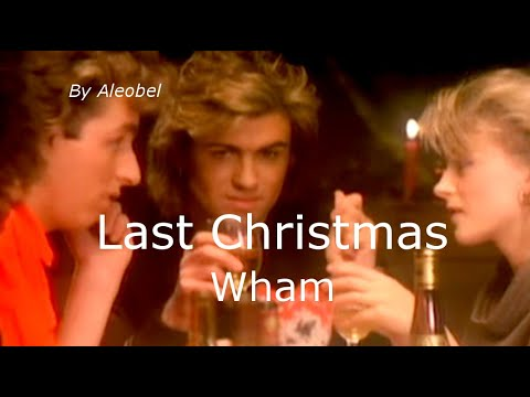 Last Christmas ♥ Wham-George Michael ~ Traduzione in Italiano