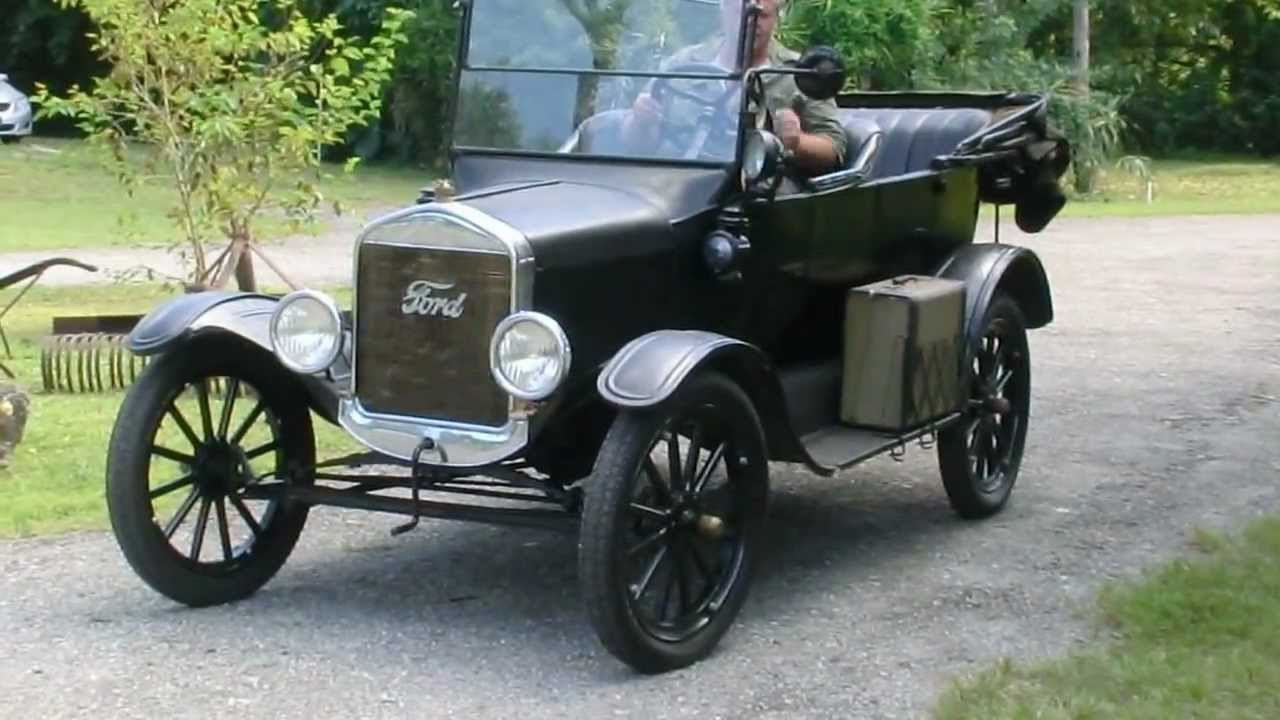 Ford Model T 1925  Classic Car  Oldtimer Collector Car - For Sale - YouTube & Ford Model T 1925  Classic Car  Oldtimer Collector Car - For ... markmcfarlin.com