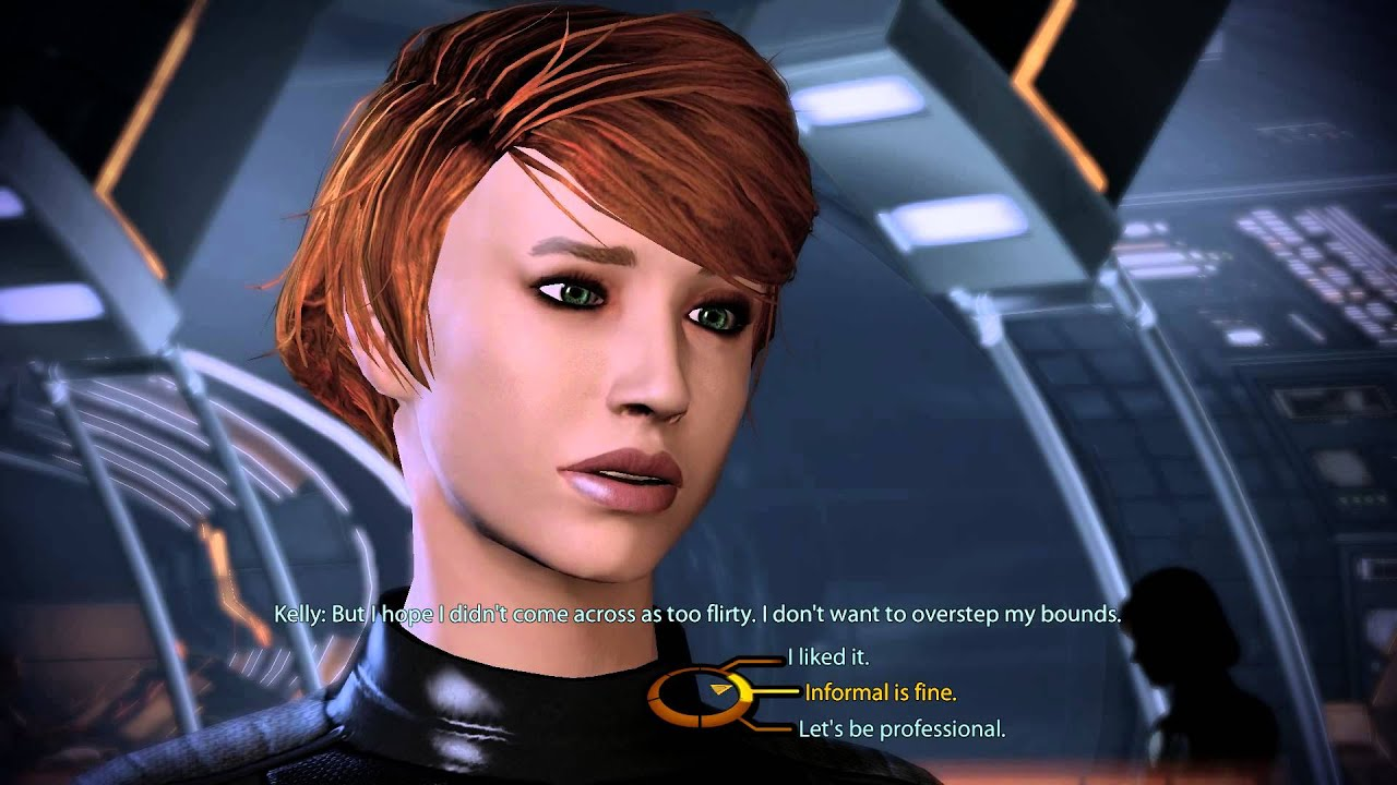 Mass Effect 2 (FemShep)