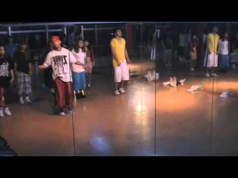 Ruben Studdard - Together  coreograph by YO-SIN 2009.03.