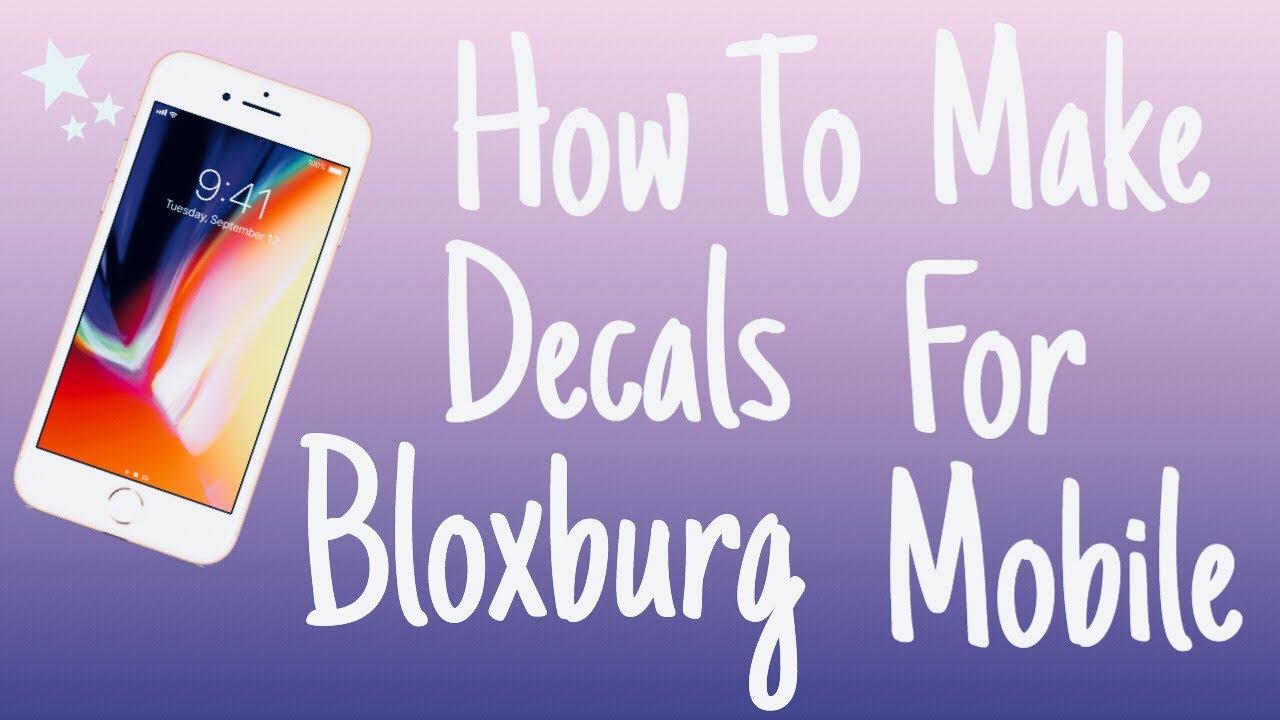 For Bloxburg Mobile Ipad 2019