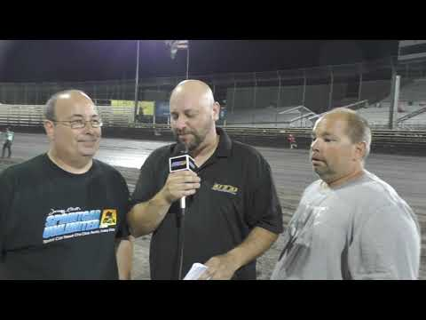 Recapping Saturday's 59th annual Knoxville Nationals at Knoxville Raceway