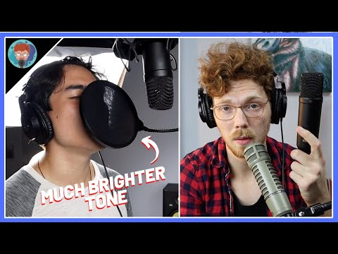 Mic Position MATTERS - How to Record and Set Up Vocals (Vocal Recording Tutorial with the Rode NT1)