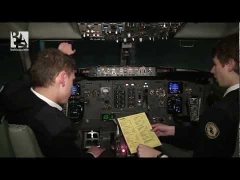 Boeing 737 -- From Cold and Dark to Ready for Taxiing