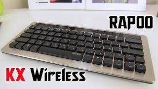 Rapoo KX Wireless: обзор клавиатуры