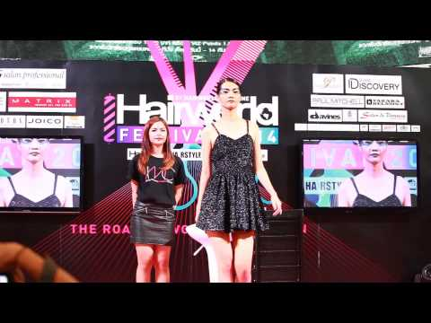 IMC International Makeup Center (Thailand) @ Hairworld2014
