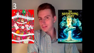 BOOK REVIEWS #3: The Neverending Story