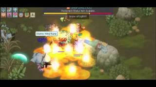 Trickster Online - LadyNoell VS Tenter