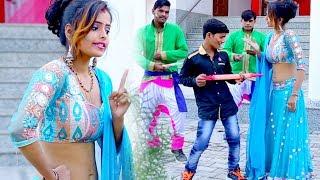 नया भोजपुरी होली गीत 2018 - Daal Dihe Yadav Ji Joranawa - Ankit Lal Hitlar - Bhojpuri Holi Songs