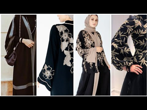 Latest Dubai Abaya Collection 2019-2020 - Burqa Designs from YouTube · Duration:  1 minutes 1 seconds