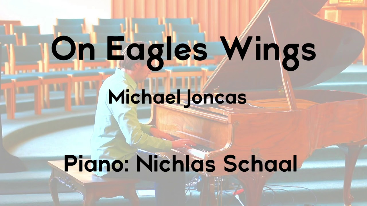 On Eagles Wings_Piano Solo