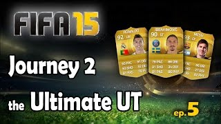 FIFA 15 | Journey 2 the Ultimate UT | Ep.5 |