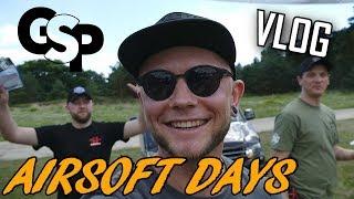 """GSP AIRSOFT DAYS 2017 - VLOG """"Hinter den Kulissen"""""""