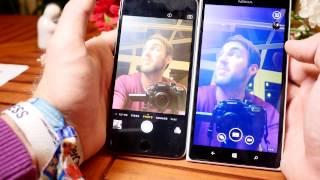 Apple iPhone 6 Plus vs. Nokia Lumia 1520 (4k/Deutsch)