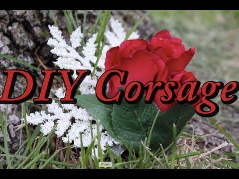DIY Corsage