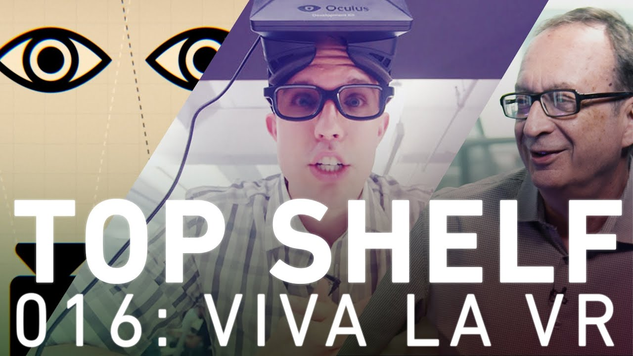 top shelf virtual reality 3d and the movies and games