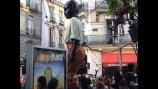 Royal de Luxe - Balade du Petit Géant