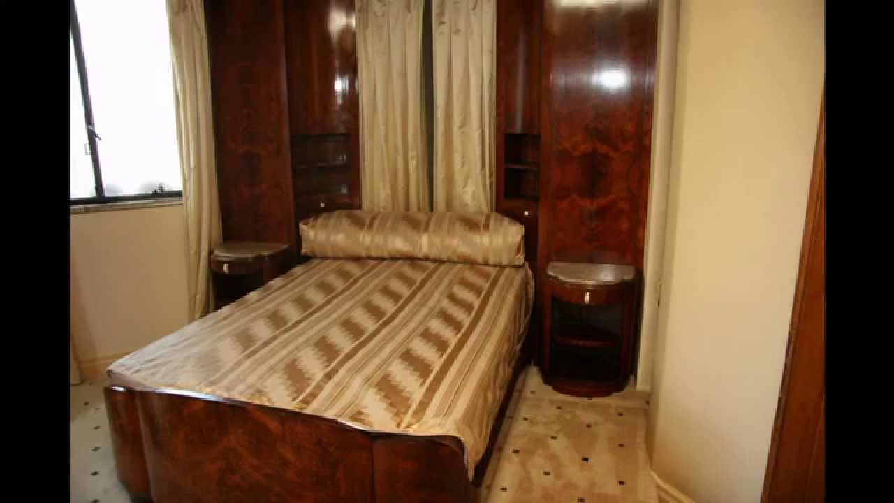 Art Deco Bedroom Furniture Ideas   Home Art Design Decorations   YouTube