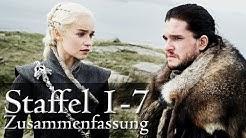 Game of Thrones: Staffel 1 - 7 Zusammenfassung - Was bisher geschah!