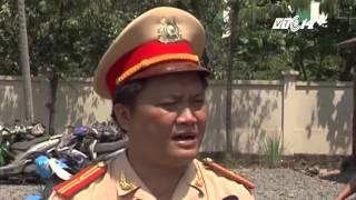 (VTC14)_Náo loạn học sinh đua xe trái phép tại Đồng Nai