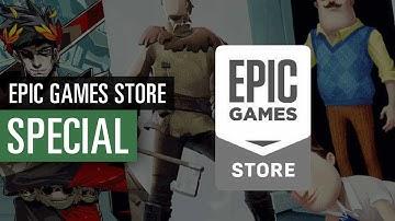 Epic Games Store SPECIAL   Was kann der Shop der Fortnite-Macher?