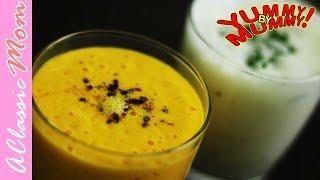 Super Coolers | Buttermilk | Sweet Lassi | Mango Lassi | Mango Lassi