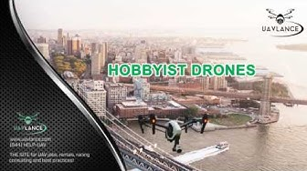UAV Types, Classifications and Purposes