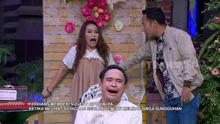 Anwar Nangis Liat Singa, MPOK ALPA Punya Jurus Andalan | OPERA VAN JAVA (17/11/19) PART 4
