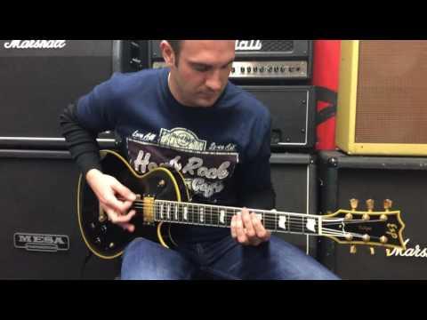 All Nightmare Long - Metallica Guitar Cover Sebastien Wittmann ESP