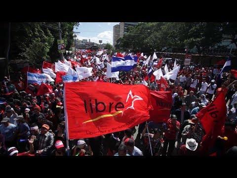 """All Eyes on U.S."" as Honduran Election Panel Declares Incumbent President Hernández Election Winner"