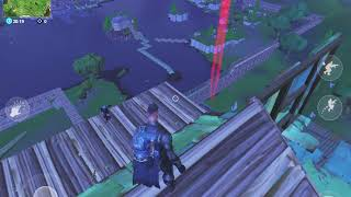 Great Wall of China in Fortnite battle Royale in *NEW* custom game mode