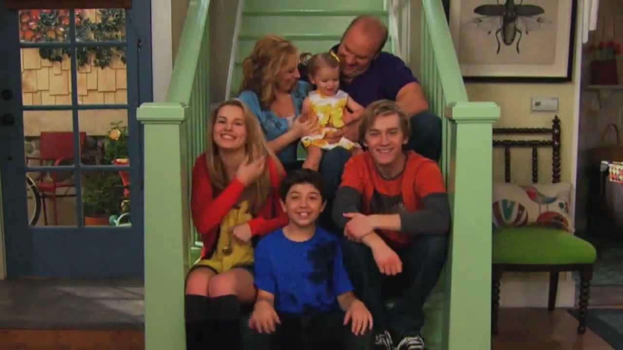 Good Luck Charlie - Season 1 Opening Theme Song | Disney ...  Good Luck Charl...