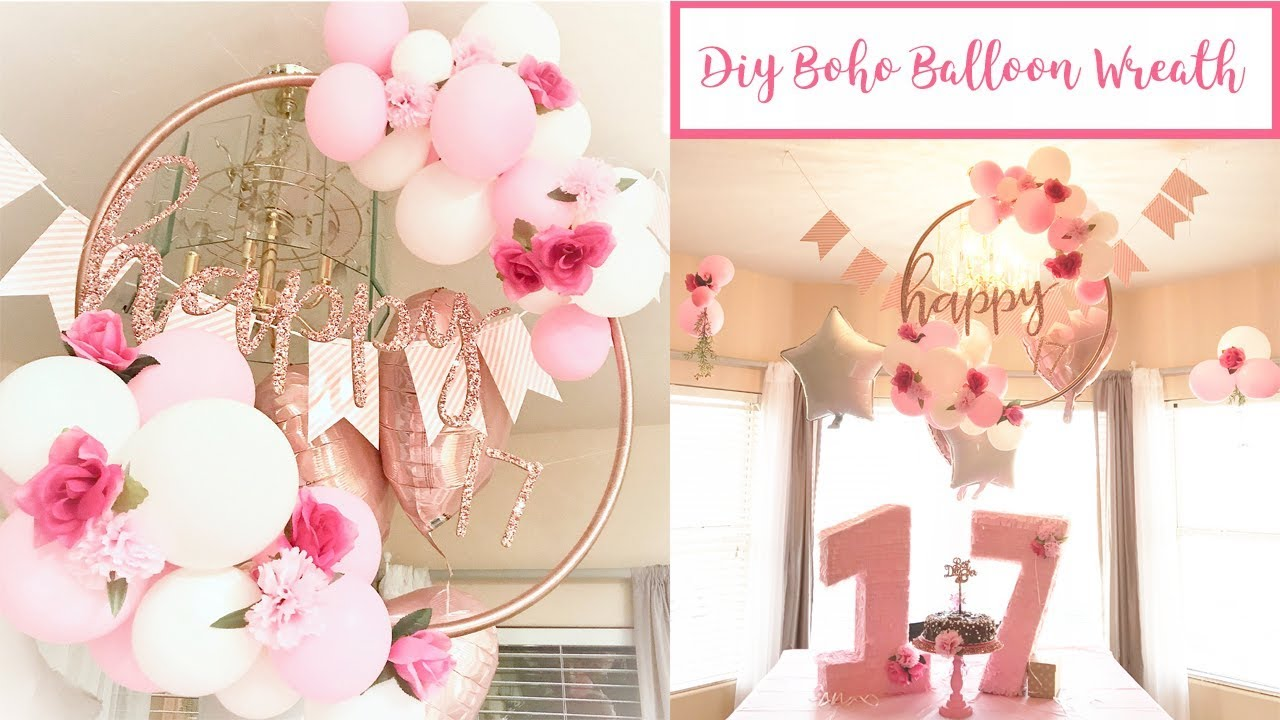 Boho Party Decorations