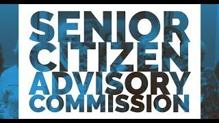 Senior Advisory Board Virtual Meeting of November 17,  2020