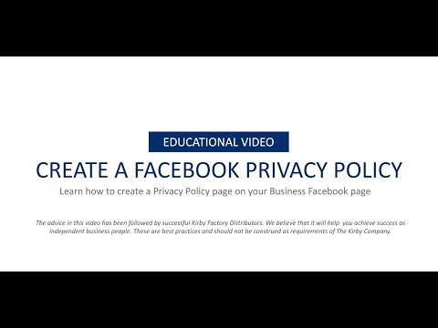 how-to-create-a-facebook-privacy-policy-page