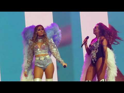 Little Mix - Glory Days Tour - Wings (Live) Newcastle Metro Radio Arena 11-10-17