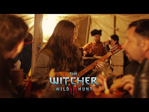 The Witcher 3 - Back on the Path (Gwent / Tavern) - Cover by Dryante