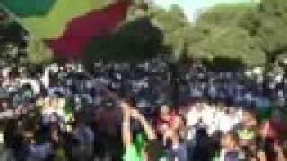 Ethiopian Music - Teddy Afro - Ethiopian New Year Celebration - Oakland - USA