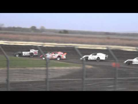 Lee County Speedway Sport Mod Heat 2 10/25/2014