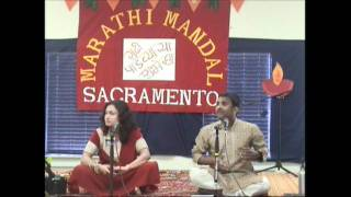 Indrayani Kathi Artist Ganesh Swami ,Marathi Mandal Sacramento Tribute to Pt. Bhimsen Joshi