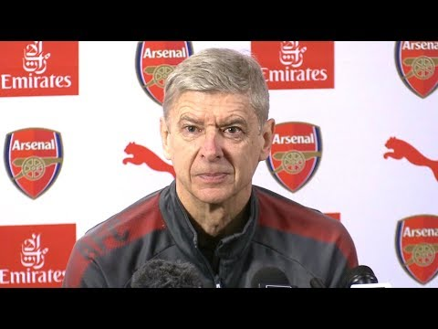 Arsene Wenger Says Football Can Learn From Sumo - Pre-Match Press Conference - West Ham v Arsenal