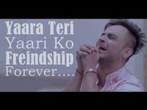 yaara-teri-yaari-ko- -most-emotional-heart-touching-friendship-video-song-2018-(nikhil-mani-tiwari)