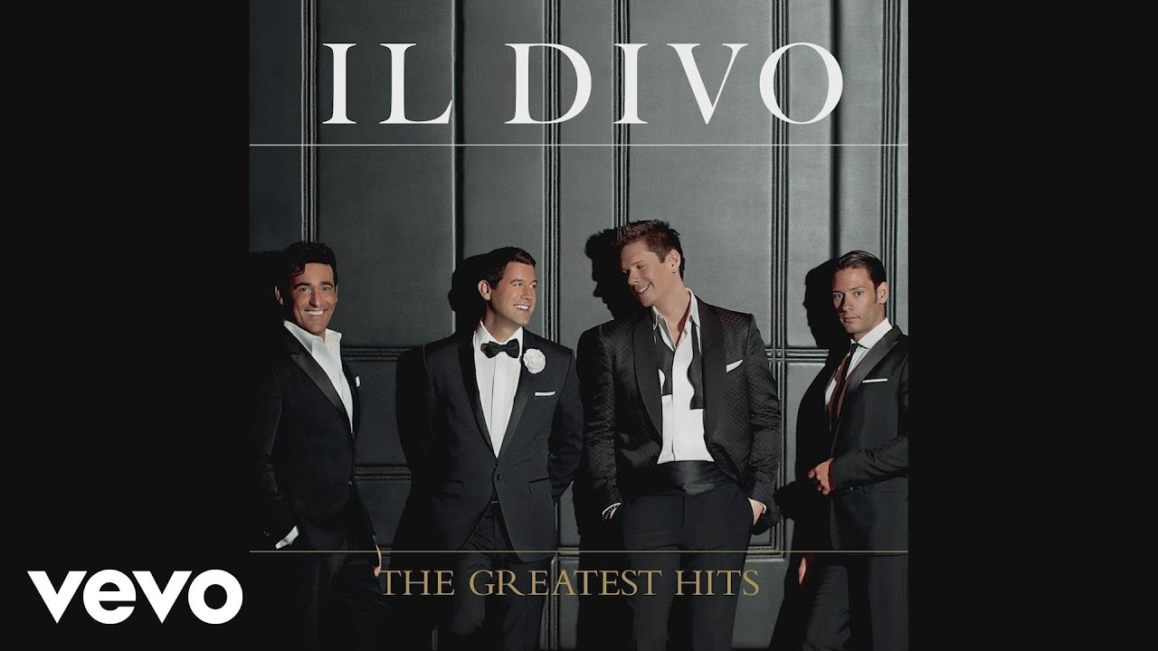 Il divo time to say goodbye con te partir audio - Il divo website ...