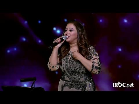 ريهام عبد الحكيم تبدع في غناء هتحس بقيمتي من حفل #عيد_تحرير_سيناء
